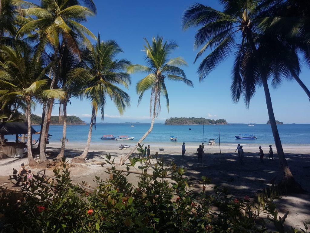group tour to Paridas island, Boca Chica Panama