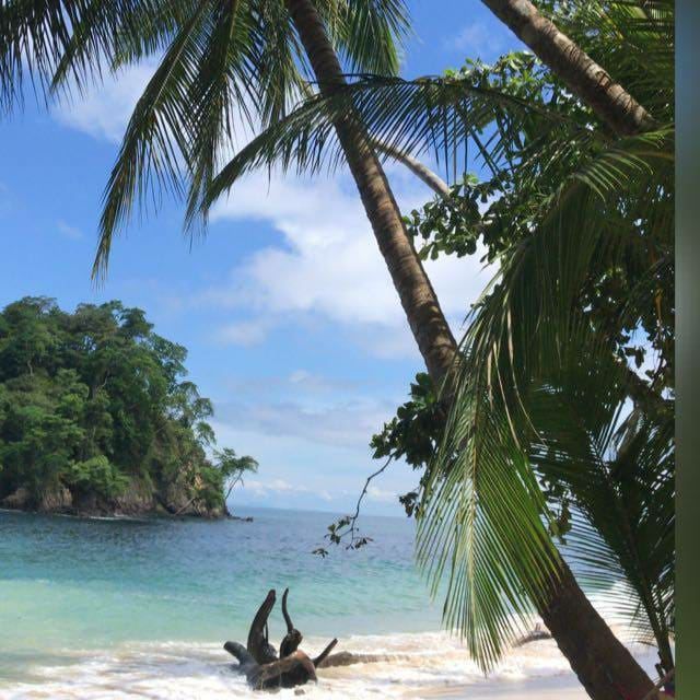 group tour to Gamez island, Boca Chica Panama